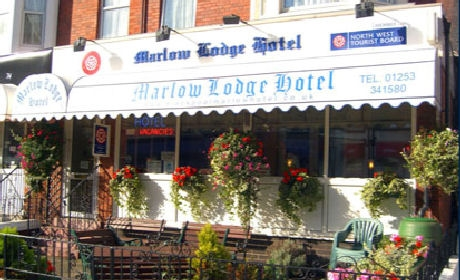 Blackpool Guest House Accommodation-Marlow Lodge