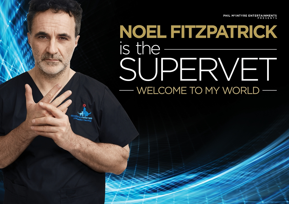 Supervet - Welcome To My World