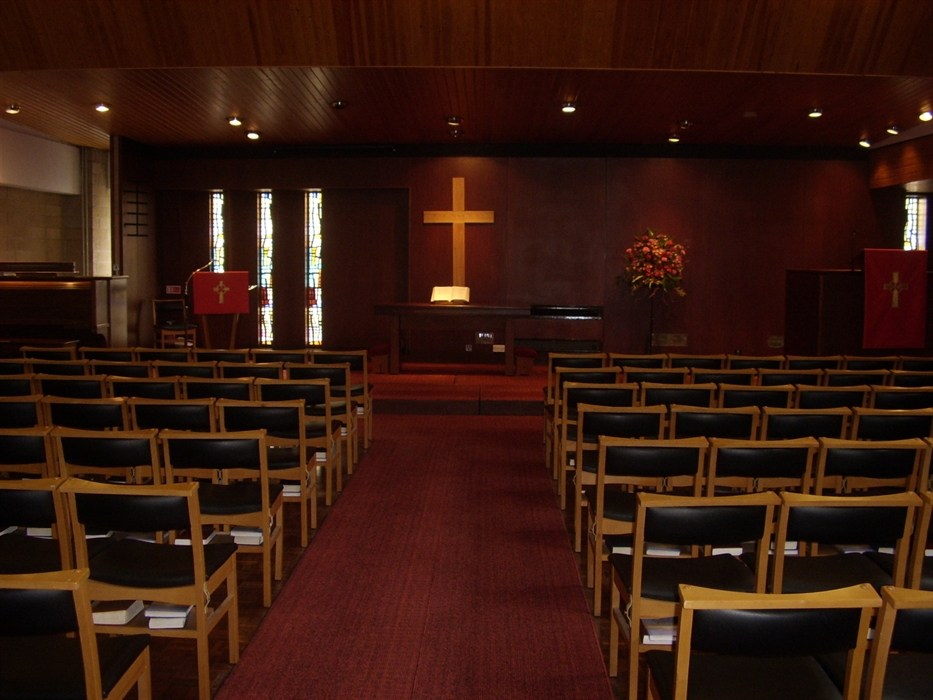 Central Methodist Church Blackpool