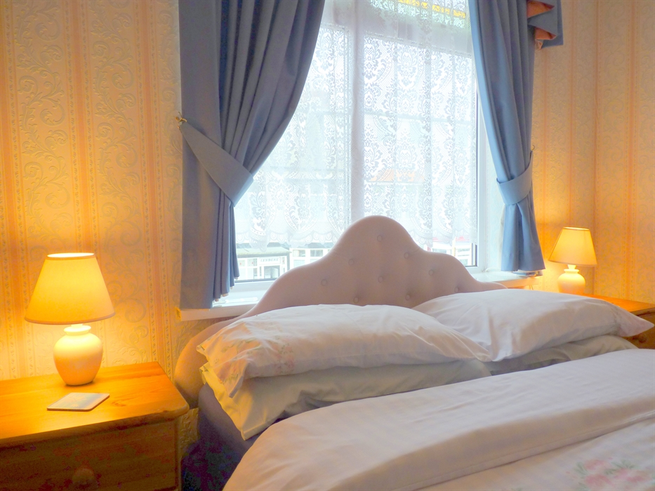 Room 3 - Double with private facilities