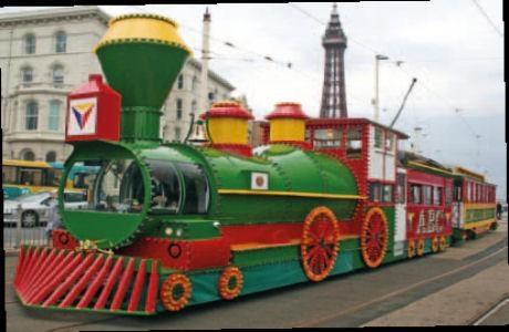 Blackpool Illumination Tram Tours