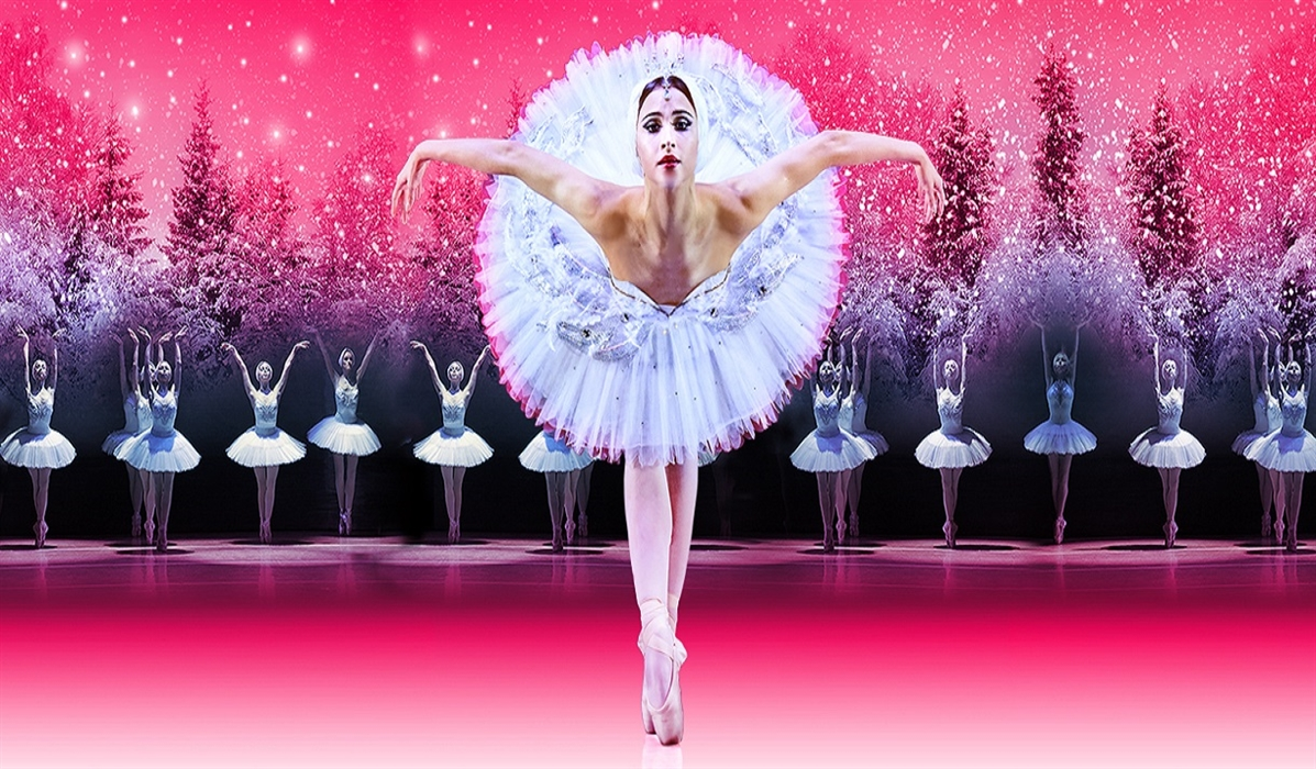 The Russian State Ballet of Siberia - Swan Lake
