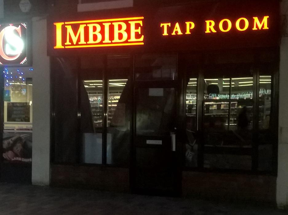Imbibe Tap Room