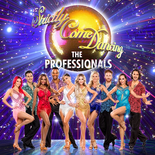 Strictly Come Dancing - The Professionals UK Tour