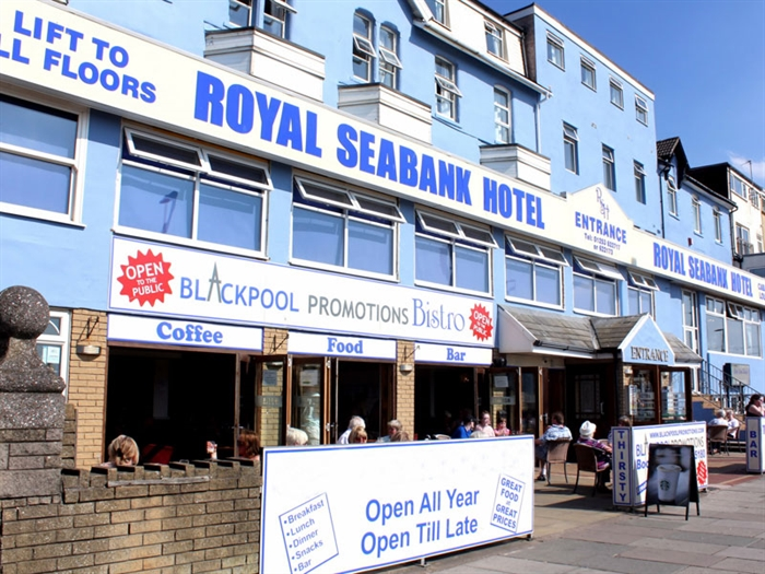 The Royal Seabank Hotel