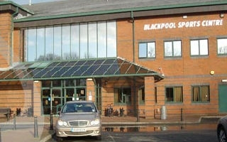 Blackpool Sports Centre