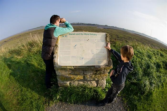 Wyre Estuary Country Park