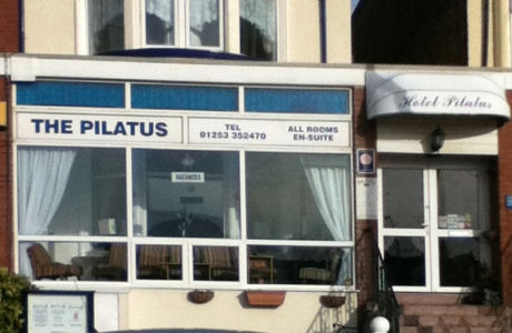 Blackpool Guest accommodation - Pilatus