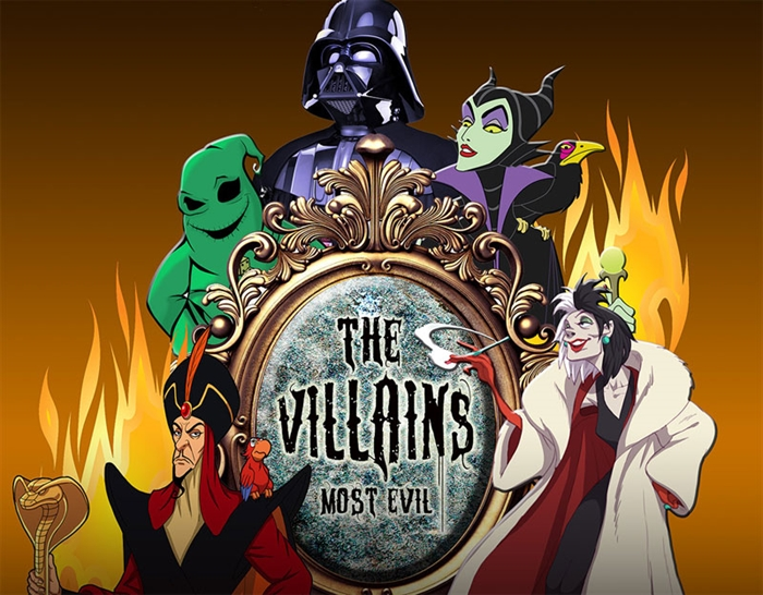Meet The Villains!