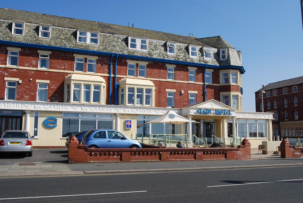 Elgin Hotel Blackpool Menu