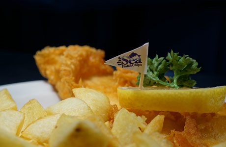 The Sea Fish and Chips Restaurant - Promenade