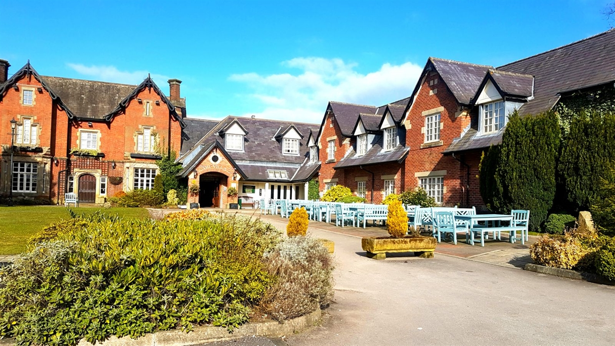 The Villa Country House Hotel Restaurant
