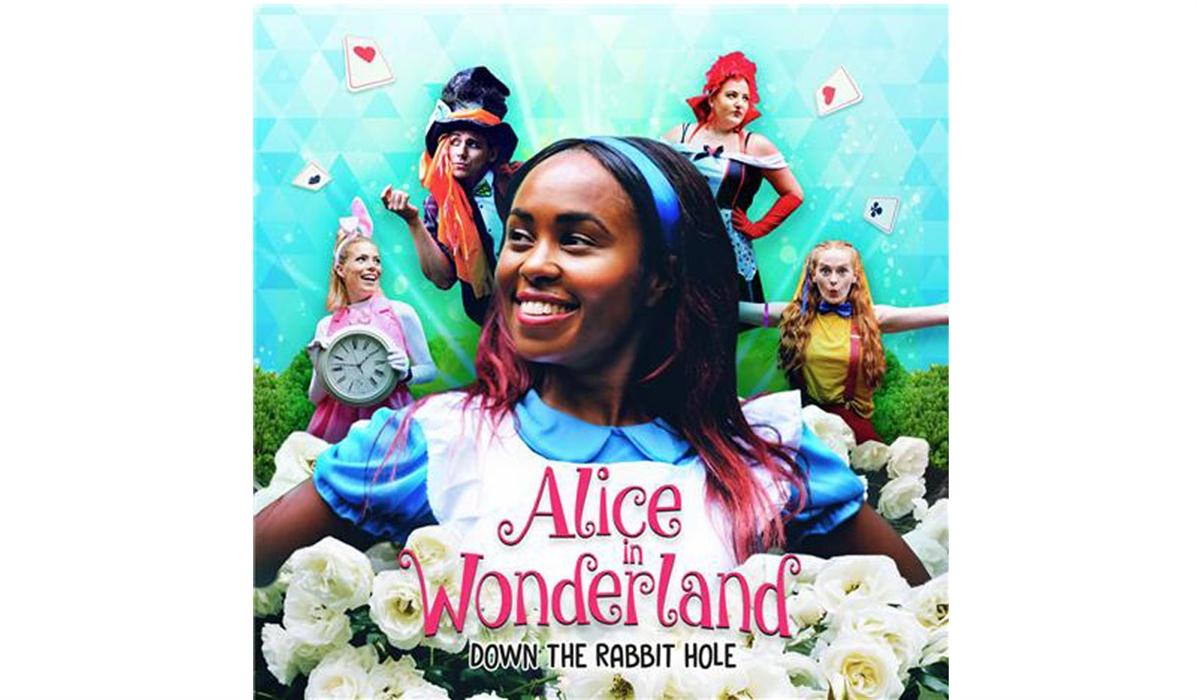 Alice in Wonderland – Down the Rabbit Hole! LIVE!