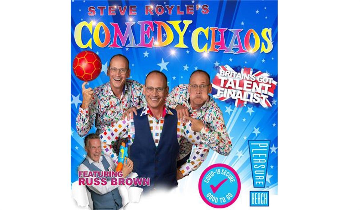 Steve Royle's Comedy Chaos