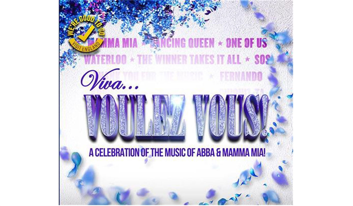 Viva Voulez-Vous! A celebration of the music of ABBA