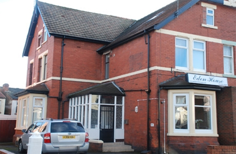 Blackpool Accommodation - Eden House