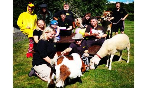 Farmer Parrs Animal World