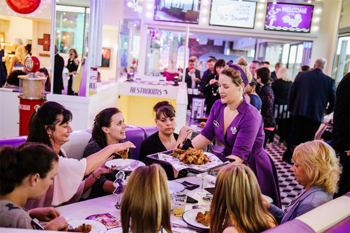 Viva Vegas Diner, Bar and Grill