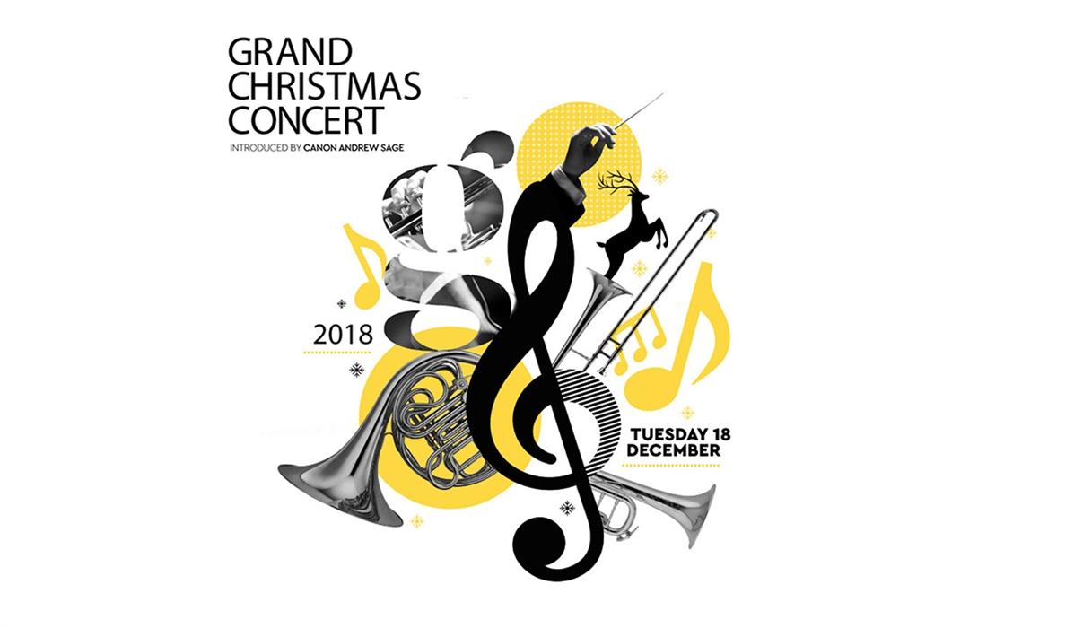 Grand Christmas Concert '18