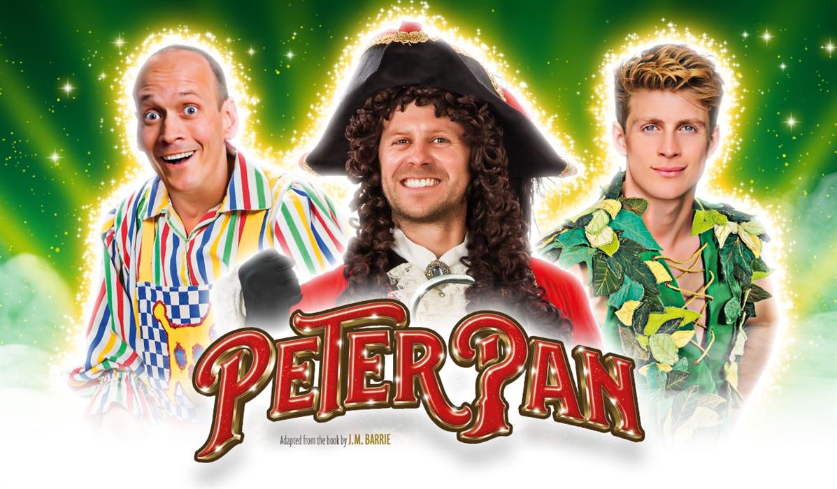 Peter Pan Pantomime at Blackpool Grand Theatre