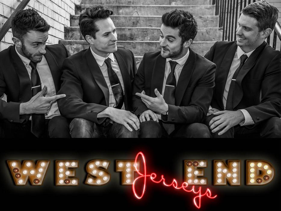 West End Jerseys (Frankie Valli Tribute)