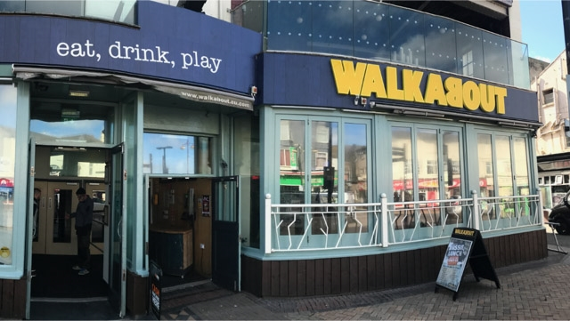 Walkabout Blackpool