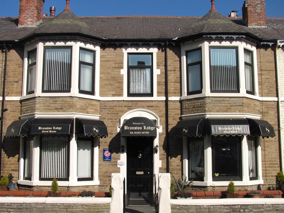 Branston Lodge, Blackpool