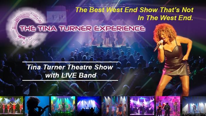 The Tina Turner Experience - The UK Tour