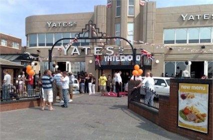 Yates Blackpool South