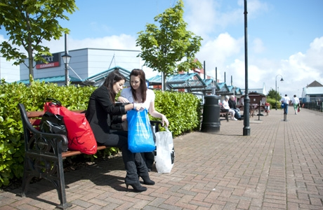 Freeport Fleetwood Outlet Shopping Village
