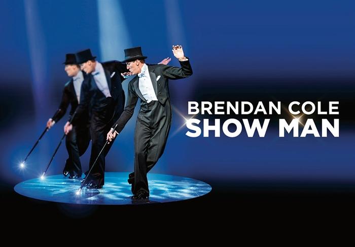 Brendan Cole Show Man