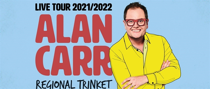 Alan Carr – Regional Trinket
