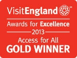 Visit England Gold Access All