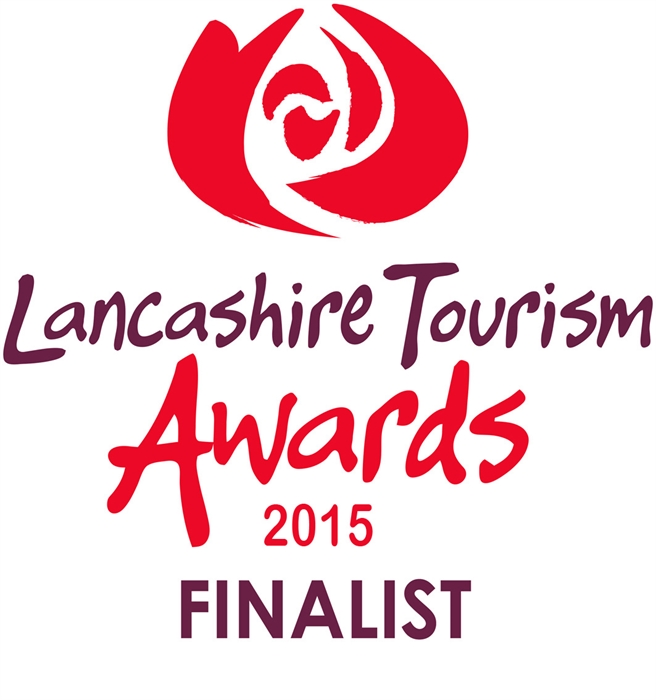 Lancashire Tourism Awards Finalist