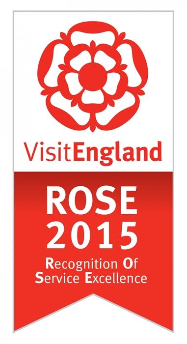 Visit England Rose