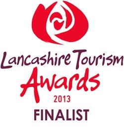 Lancashire Toruism Awards 2013 Finalist
