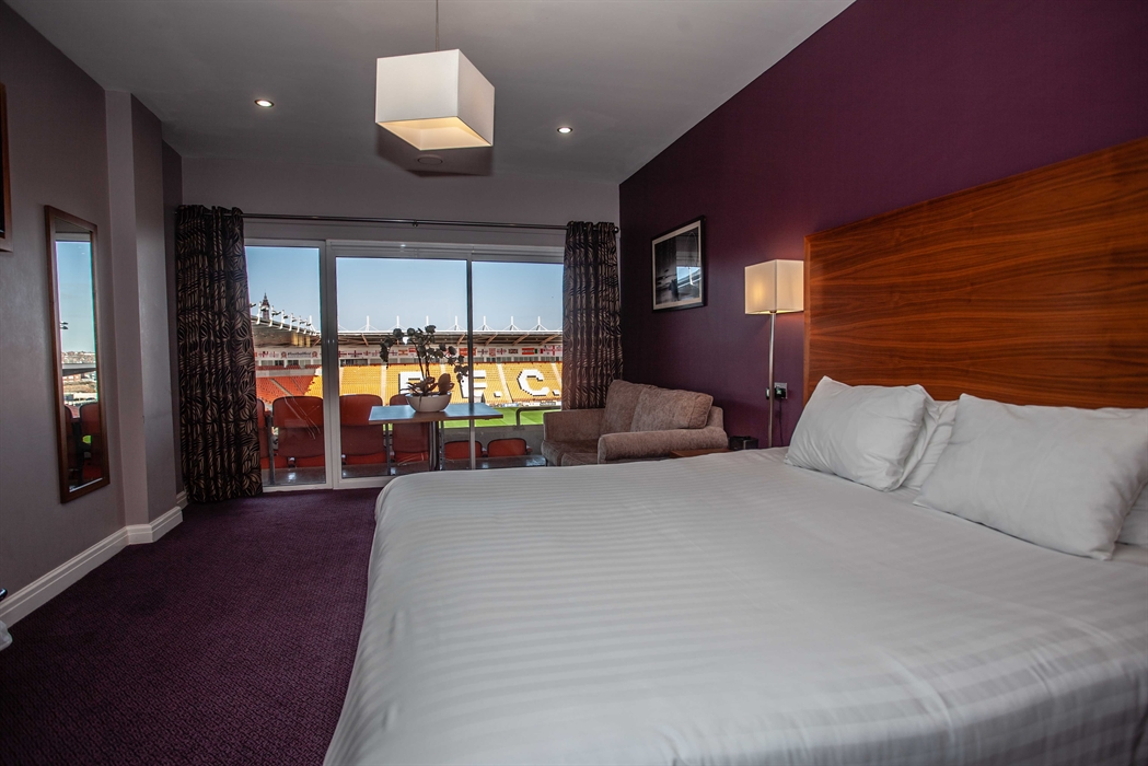 Blackpool Football Club Hotel