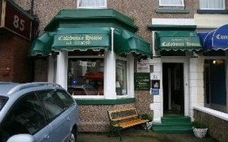 Blackpool Guest House Accommodation - Caledonia