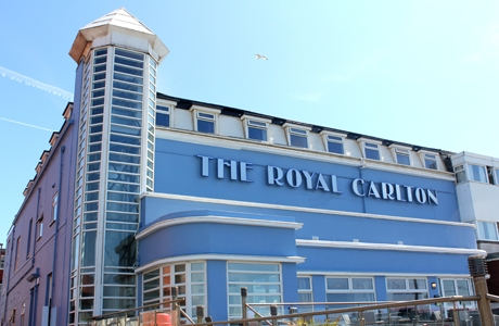 The Royal Carlton Hotel