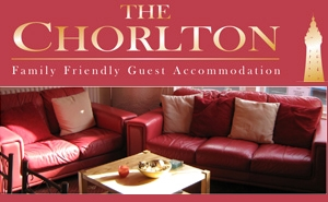 Blackpool guest house accommodation - The Chorlton