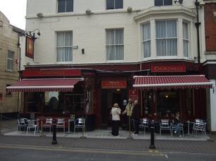 Churchill's Bar