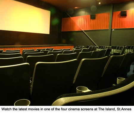 The Island Cinemas