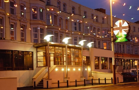 Claremont Hotel Visit Blackpool
