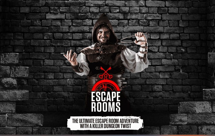 The Blackpool Tower Dungeon Escape Rooms