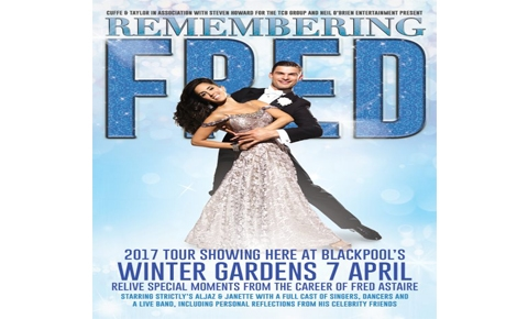 Remembering Fred staring Aljaz and Janette