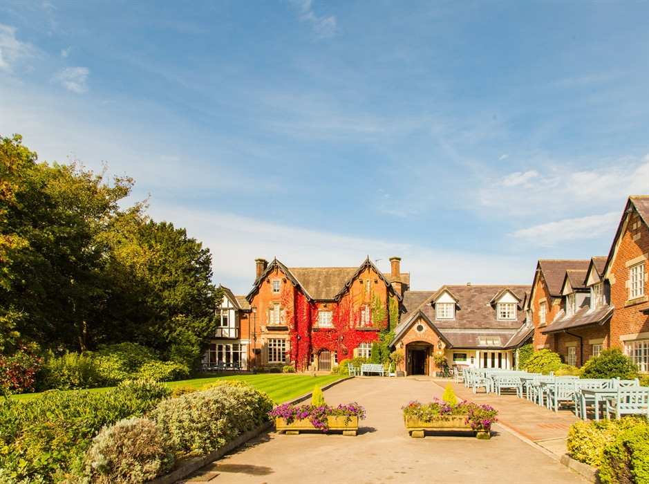 The Villa Country House Hotel