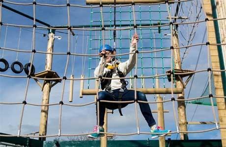 Outdoor Revolution - High Ropes
