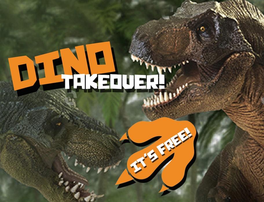 Dino Takeover