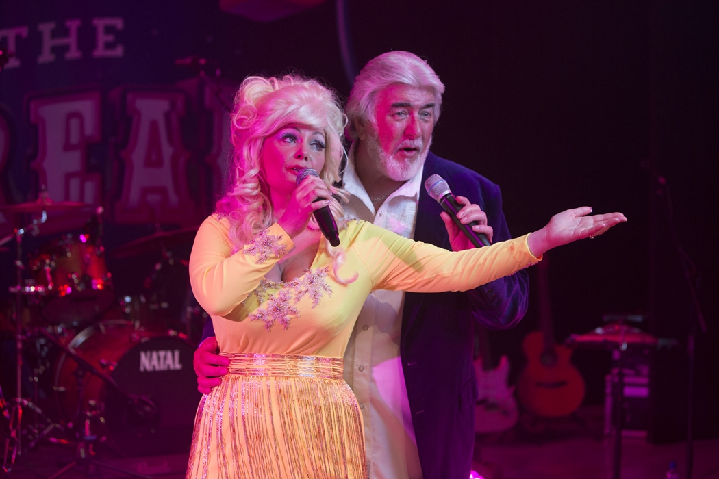 Islands in the Stream: The Music of Dolly Parton and Kenny Rogers