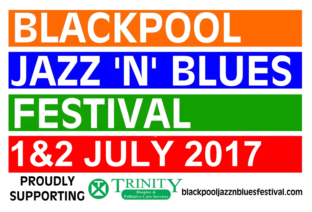 Blackpool Jazz n Blues Festival 2017